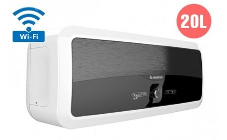 Bình nóng lạnh Ariston Slim2 20 Lux Wifi 20L