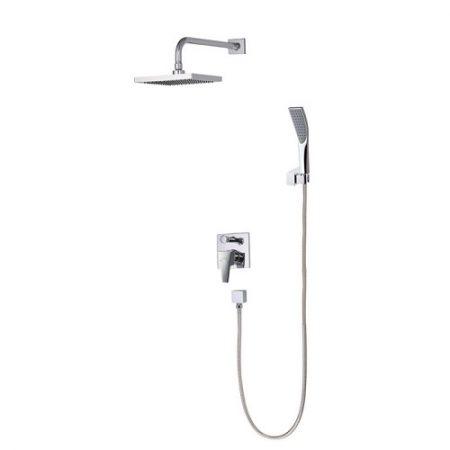 Vòi Sen tắm Âm Tường Caesar BS641
