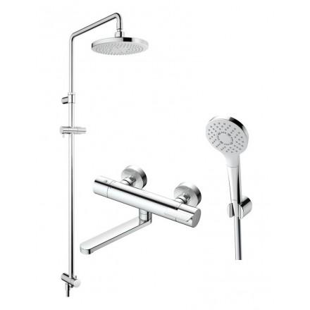 Sen cây tắm nhiệt độ Toto TBV03427V/TBW01008A/TBW01001BA