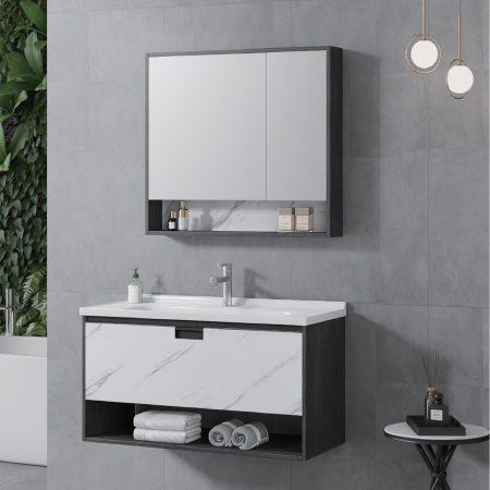 Tủ chậu phòng tắm Mowoen - D6952