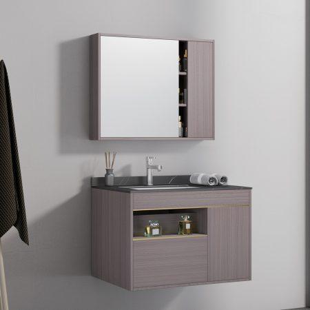 Tủ chậu phòng tắm Mowoen-T 6911